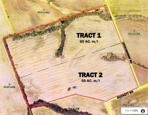 Hoelting Farm Tracts